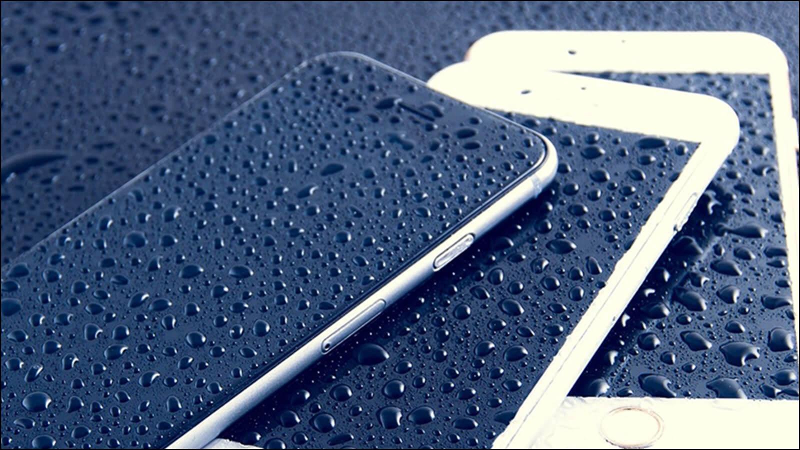 iPhone水没時の対処法|あわてずに、まずは電源をオフにしましょう