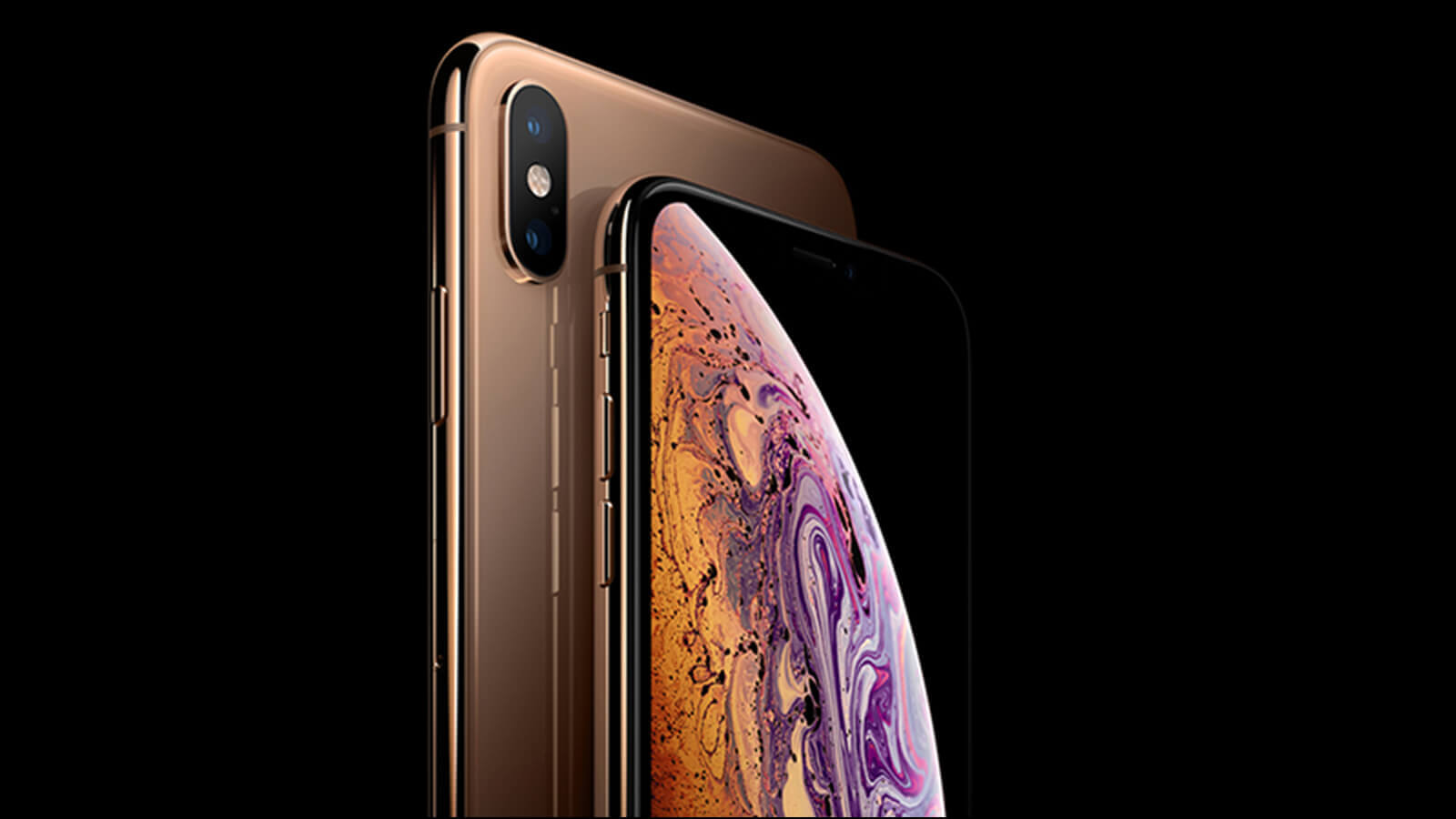 iPhone Xs、iPhone Xs Maxの修理始めました!スペックと特徴も解説。