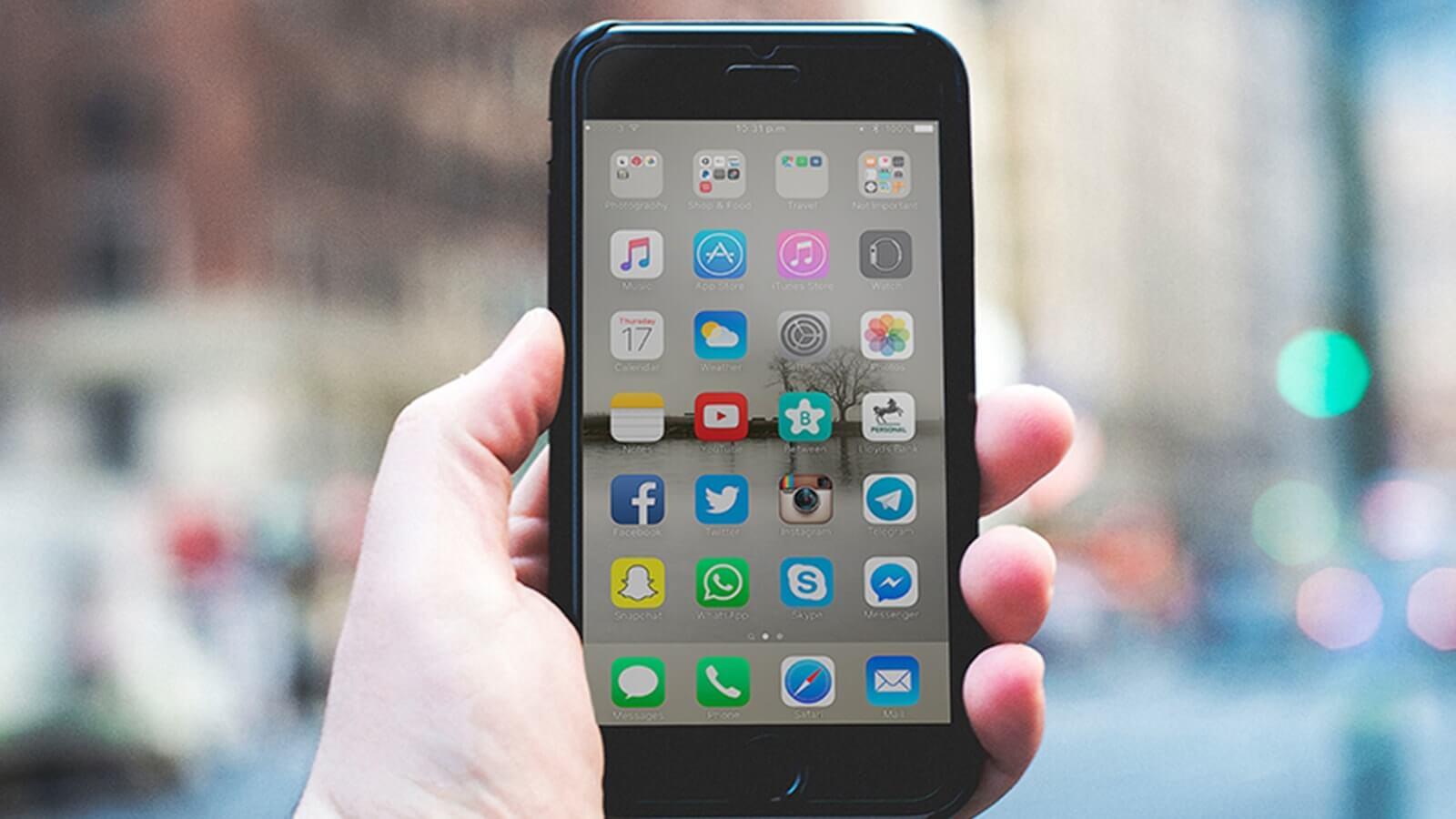 iPhone【ホーム画面】整理術|断捨離してミニマリストに近づこう