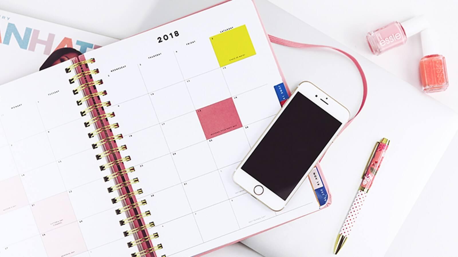 iPhone【カレンダー】の使い方。設定のキホンを完璧マスター