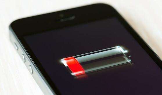 iPhoneのバッテリー消費を抑え長持ちさせる3つの方法