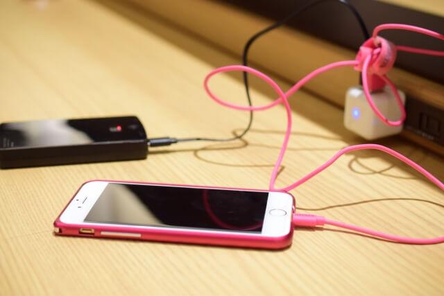 iPhone7 バッテリー交換 2019年6月22日