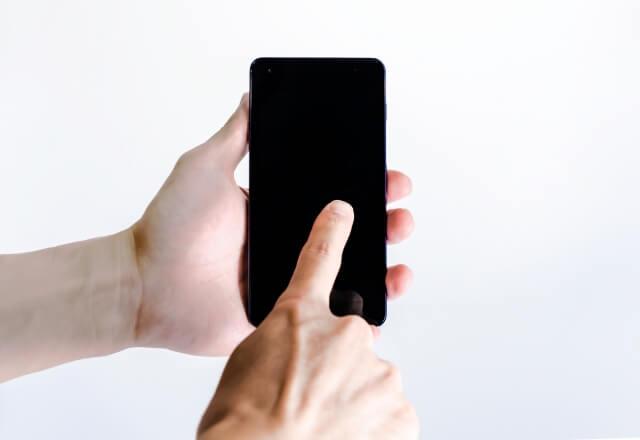 【液晶が滲む】iPhone6S修理 2019年7月18日