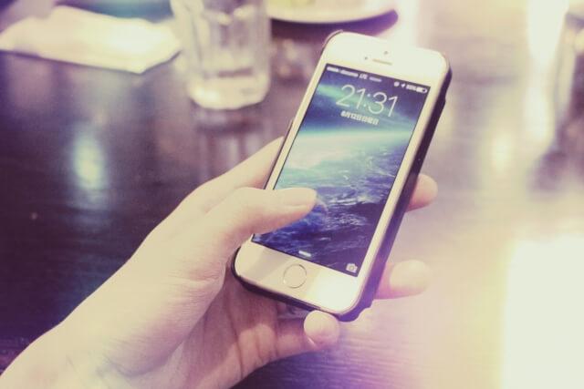 iPhone7 液晶交換 2019年8月30日
