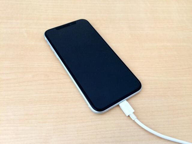 iPhone7 バッテリー交換 2020年8月4日