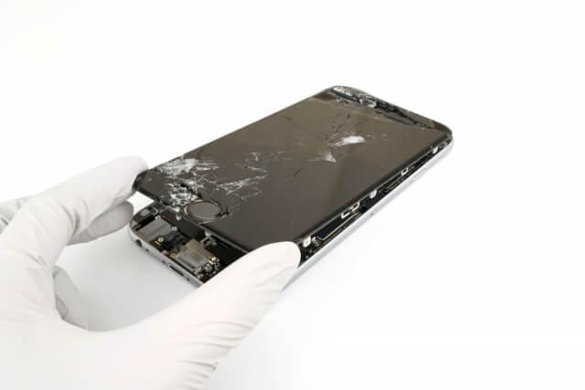 iPhone7 液晶パネル交換 2020年8月2日